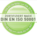 Icon DIN 50001